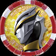 Ultraman Ruebe Medal