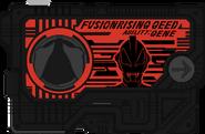FusionRising Geed Progrisekey