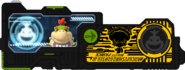 MagicBrushing Bowser Jr. Progrisekey (Opened)