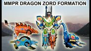 Dragonzord Fighter Mode