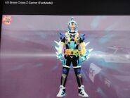 Kamen Rider Brave Cross-Z Gamer