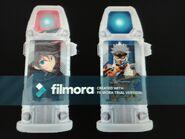 Kamen Rider Fuma Capsule