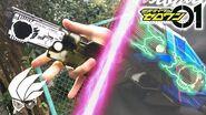【オリジナルプログライズキーで変身してみた 02】仮面ライダーゲンム リスキング・ゾンビ 【妄想変身 33】