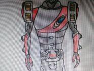 Ultraman Nice Ridewatch
