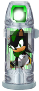 Xenon the Hedgehog Capsule
