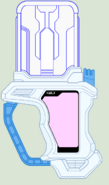 Blue Perfect Cure Berry Gashat