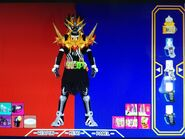 Kamen Rider Another Para-DX Muteki Gamer