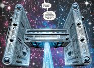 Thanos' Sanctuary-class from Thanos Vol 1 1