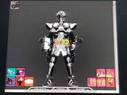 Kamen Rider Proto Snipe Proto Combat Shooting Gamer Level 0