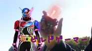 Kamen Rider Ex-Aid Build Gamer