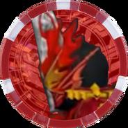 Kamen Rider Saber Crimson Dragon Ultra Medal