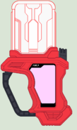 Lucky Happiness Cure Passion Gashat