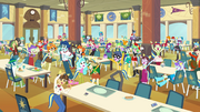 Students dancing in the cafeteria EG.png