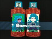 Gaia Everfree Fullbottle and Juniper Monstar Fullbottle