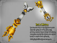 Trial of thunder keyblade transformation 2017 by exusiasword dblwbz3-pre