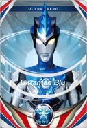 Ultra fusion card ultraman blu by superbronygraeden ddl9tlt-pre