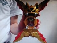 Kiva Emperor Zanvat Bat Form Ridewatch