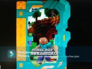 Minecraft Sekairoku Wonder Ride Book