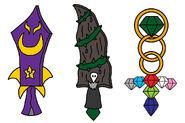 Magiswords set wicked karma allergy power ring by art of gameland dcal0q3-fullview