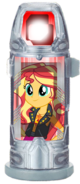 Sunset Shimmer Ultra Capsule