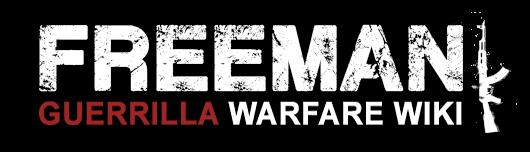 Freeman: Guerrilla Warfare Wiki