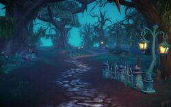 Blackspore Swamp