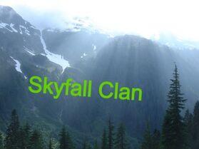 Skyfall Clan Flag