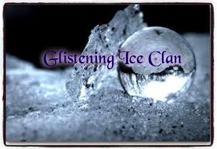 Glistening Ice Clan