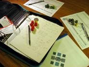 Overview binder