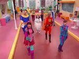 Dance Floor Superhero (Song)