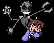 Qt robot static