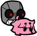 Qt and Robot 404 Icon