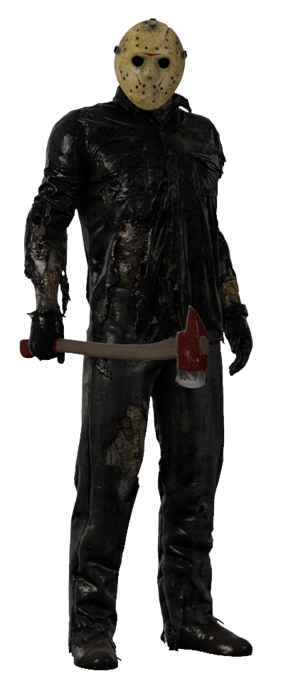 Jason Voorhees Part 8 Friday The 13th Game Wiki Fandom