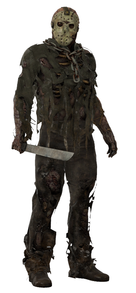 Jason Voorhees Part 7 Friday The 13th Game Wiki Fandom