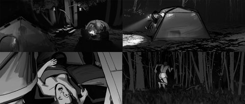 Single Player Challenges Storyboard Friday the 13th The Game.jpg