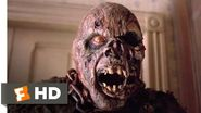 Friday the 13th VII The New Blood (1988) - The Face of Jason Voorhees Scene (8 10) Movieclips