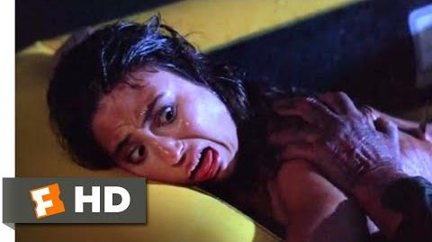 Friday the 13th The Final Chapter (1984) - Skinny Dippers Die Scene (2 10) Movieclips
