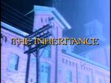 The Inheritance title card