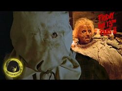 """Dr. Wolfula- """"Friday the 13th Part 2"""" Review"""
