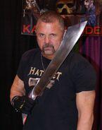 Kane Hodder at ScareFest 2014 - 2