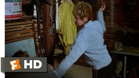 Friday the 13th (7 10) Movie CLIP - Fighting Mrs. Voorhees (1980) HD