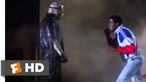 Friday the 13th Jason Takes Manhattan (1989) - Knockout! Scene (6 10) Movieclips