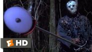 Friday the 13th VII The New Blood (1988) - Buzzsaw Bloodshed Scene (6 10) Movieclips