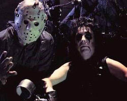 He S Back The Man Behind The Mask Friday The 13th Wiki Fandom