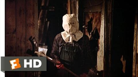 Friday the 13th Part 2 (9 9) Movie CLIP - Mommie Dearest (1981) HD