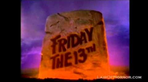 Friday The 13th The Series Teaser Spot