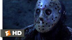 Freddy vs. Jason (8 10) Movie CLIP - Construction Site Fight (2003) HD