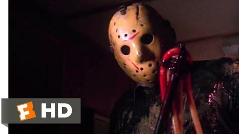 Friday the 13th Jason Takes Manhattan (1989) - Two for One Slaying Scene (1 10) Movieclips