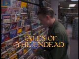 Tales of the Undead title card