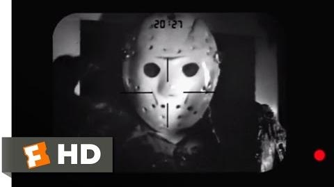 Friday the 13th Jason Takes Manhattan (1989) - Murder Caught on Tape Scene (4 10) Movieclips